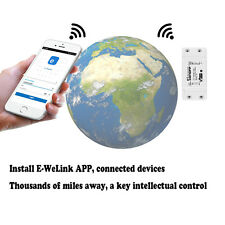 NEW FOR Sonoff Home office WiFi Wireless Smart Switch Receiver Remote Control