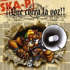 Ska-P - Que Corra la Voz [New CD]