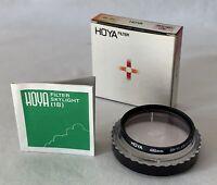 Vintage Boxed Hoya 46mm Skylight 1B Camera Filter