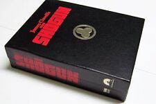 James Clavell's SHOGUN Movie, Complete 4 VHS Tapes Box Set