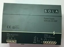 SOLA / HEVI-DUTY POWER SUPPLY SDN 20-24-100P 230VDC 20A 50/60HZ