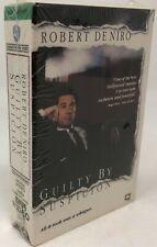 NEW sealed Guilty By Suspicion Video 8 Movie Robert De Niro