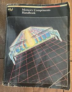 Intel Memory Components Handbook 1983