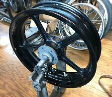Campagnolo Race Front Wheel 3.50-16 W/ Michelin Tire Honda Yamaha TZ Ducati ?