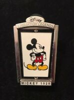 RETIRED 2002 DISNEY WDW ANIMATION LEGENDS SERIES MICKEY SPINNER PIN LE 5000