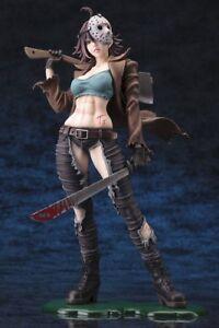 Kotobukiya Horror Bishoujo Freddy vs. Jason Jason Voorhees 2nd Edition Figure