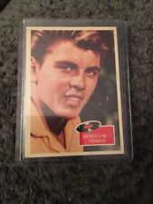 1959 Topps Tell Us Fabian #45 America's No 1 teenager Non-Sports Card