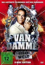 Van Damme gegen den Rest der Welt (2012) Die komplette Serie auf 2 DVD´s