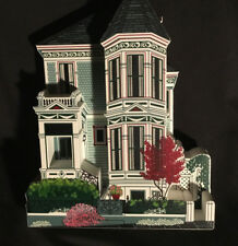 722 STEINER STREET POSTCARD ROW # SF105S SAN FRANCISCO CA SHELIA'S  SIGNED GOLD