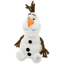 Disney~FROZEN~OLAF~Snowman~Plush~Disney Store Exclusive~NWT