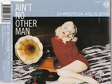 CHRISTINA AGUILERA Ain't No Other Man CD Single