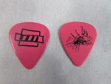 BLUES TRAVELER Guitar Pick  Pink (2 sided) Rare !!!