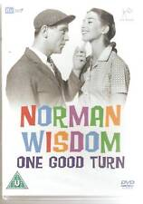 NORMAN WISDOM ONE GOOD TURN DVD CLASSIC COMEDY