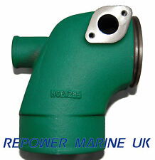 Exhaust Elbow for Volvo Penta Diesel, replaces #: 861289 TMD31, KAD32, KAD42..