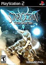 Star Ocean: Till the End of Time (Sony PlayStation 2, 2004)