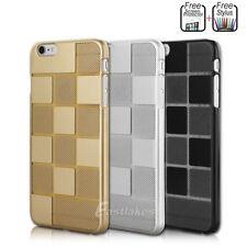 Unbranded/Generic Metallic Rigid Plastic Mobile Phone Cases, Covers & Skins for Apple