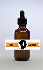 100 bulk pack 2 oz Amber Glass Bottles for Essential Oils with Glass Eye Dropper