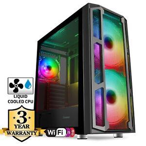 CCL VR Gaming PC 4.8GHz Intel Octa Core i7-10700F, 32GB, SSD, 1TB HDD, RTX 3080