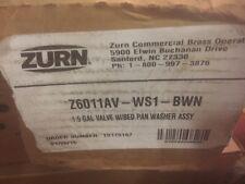 Zurn Z6011AV-WS1-BWN 1.6 Gallon Valve w/Bedpan Washer Assembly (NEW)