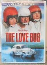 The Love Bug (DVD 2003 Special Edition) RARE 1968 DISNEY BRAND NEW W BUENA STAMP