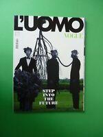 L'Hombre Vogue Italia Noviembre 2006 375 Bruce Weber Jessica Lange Boyd