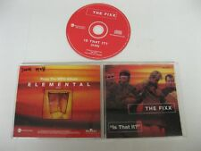The FIXX is that it single PROMO - CD Compact Disc