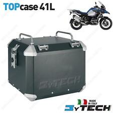 BAULETTO MYTECH ALLUMINIO NERO 41 L BMW 1200 R GS Adventure K51 14/16