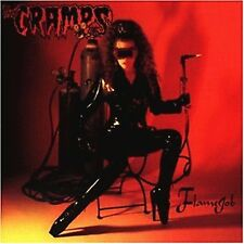 The Cramps-Flame Job (CD NEUF!) 5099747792328