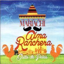 ALMA RANCHERA - GALLO DE PELEA - MARIACHI [CD]