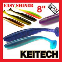 "Keitech Easy Shiner 4/"" 10cm 7 Stück"