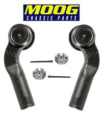 NEW Mazda 3 5 Pair Set of Front Left and Right Outer Steering Tie Rod Ends MOOG