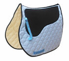 Horse Saddle Pad  English Quilted All-Purpose Shock Absorbing Gel 72TS20
