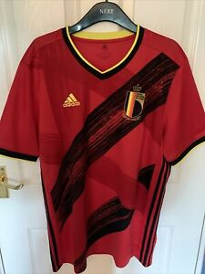 Euro 2020 Belgium Shirt Size Large Never Worn Perfect Condition