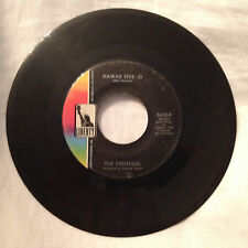 Liberty The Ventures 45rpm - Hawaii Five-O/Soul Breeze