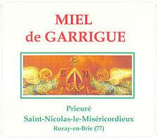 Miel de Garrigue 375g Prieuré saint-Nicolas