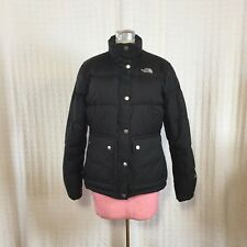 The North Face Women's Goose Down 500 Puffy Jacket Patch Pockets Size M