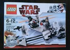Lego Star Wars Snowtrooper Battle Pack Set 8084 New Sealed Snow Trooper Minifig