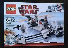 Lego Star Wars Snowtrooper Battle Pack Set 8084 New Sealed Snow Trooper Minifig