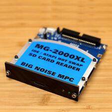 Akai MPC 3000 & 2000 SCSI to SD Card Reader Kit | Hot Swap Black