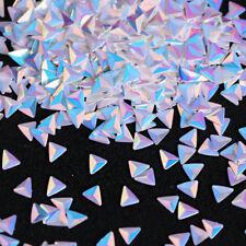 0.7g AB Color Nail Sequins Chameleon Triangle 3D Nail Art Decoration DIY