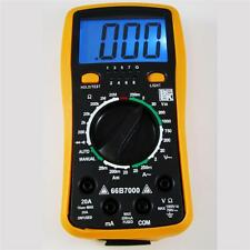 BK 66B7000 Professional Digital Multimeter & Network Cable Tester