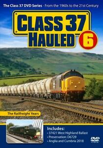 Class 37 Hauled No. 6