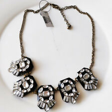 "New 19"" Resin Acrylic Collar Necklace Gift Vintage Women Party Holiday Jewelry"