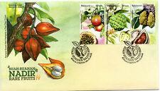 Malaysia FDC 2013 Rare Fruits