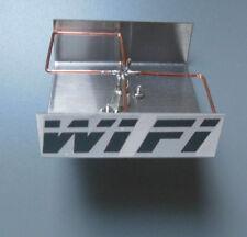 2.4 Ghz 16dbi  WiFi Biquad Antenna Dish Feed Booster N Female connector W/ lips