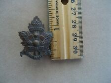 New listing Original Wwi Overseas Canadian Army Battalion Pioneer Pin-Badge