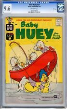 Baby Huey #24  CGC  9.6  NM+  off- white pages  File Copy