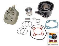Nuevo Kit de gran calibre cilindro barril + cabeza 70CC para Yamaha Aerox II 2T Naked 50 LC