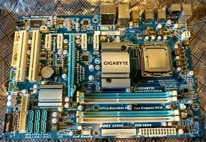 Gigabyte GA-EP45T-UD3LR 775 Motherboard & Xeon x5470 3.3GHz CPU