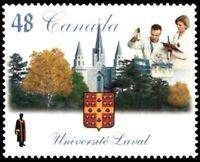 Canada    # 1942  VF-NH  LAVAL UNIVERSITY   New Issue 2002 Original Gum